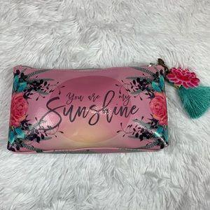 Papaya APS0043 Sunshine Makeup Bag Roses